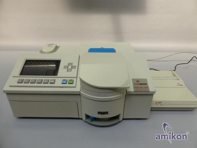 Dr. Lange Cadas 200 LPG392 Spektralphotometer Photometer