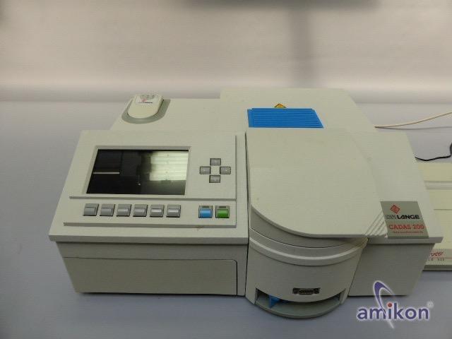 Dr. Lange Cadas 200 LPG392 Spektralphotometer Photometer  Hover
