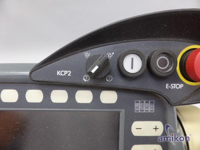 KUKA KCP2 Control Panel Teachpendant KCP2 00-107-263  Hover
