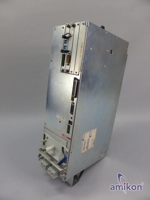 Indramat Servo Controller HDS04.1-W200N-HS37-01-FW HSM01.1-FW