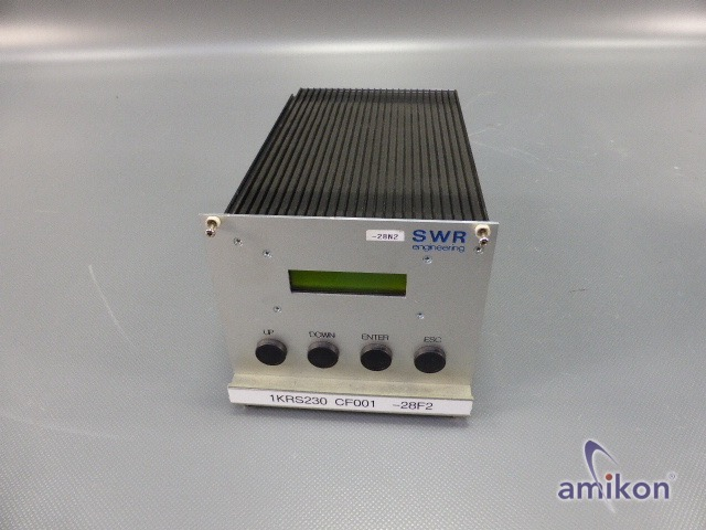 SWR engineering Korrelator DensFlow DME100 1KRS230 CF001