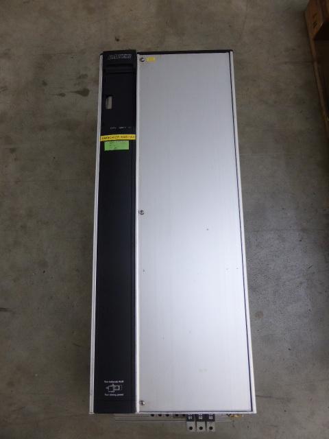 BAUER BFU-F042 Frequenzumrichter 52.5kVA - 176X4373