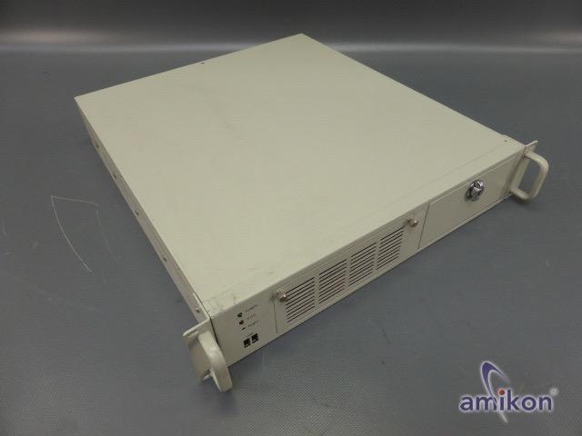 "IEI 19"" Rack-220GW ATX Netzteil 2U Chassis/6 Slot/weiß"