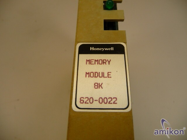 Honeywell IPC 620-20 Processor bestückt mit 5 Module  Hover