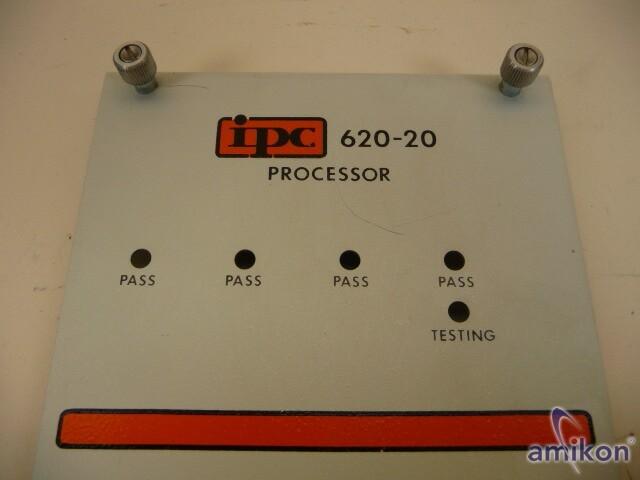 Honeywell IPC 620-20 Processor bestückt mit 5 Module
