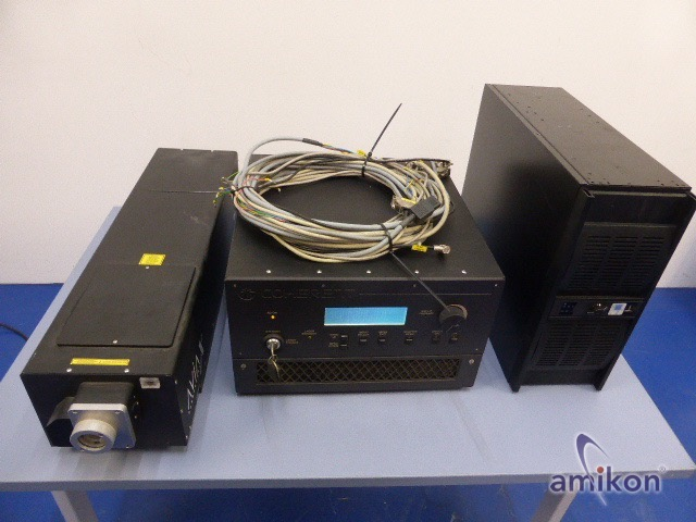Coherent Laserstrahlquelle AVIA 355-X 40227006 mit PC