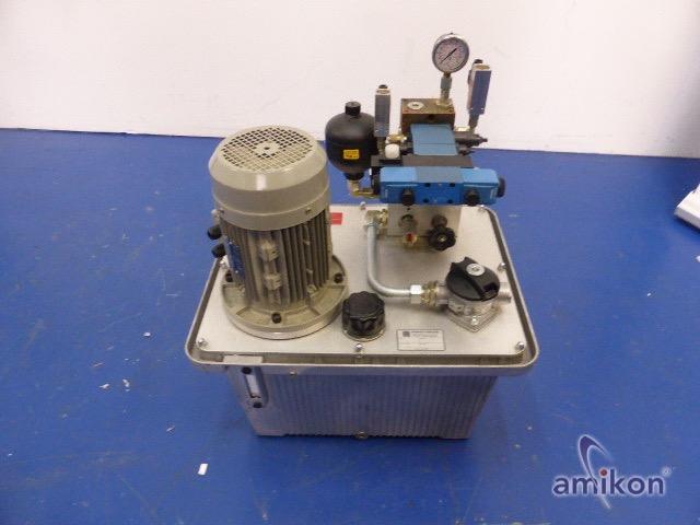 mewesta Hydraulik-Standardaggregat 375127