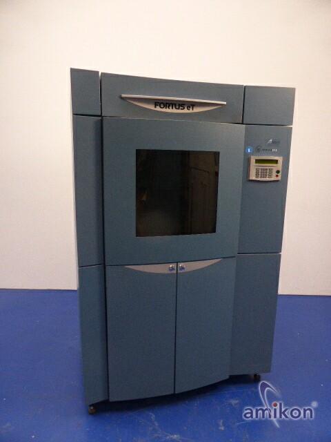 Stratasys FDM Anlage Fortus eT Titan 3D Drucker Schichtbauverfahren