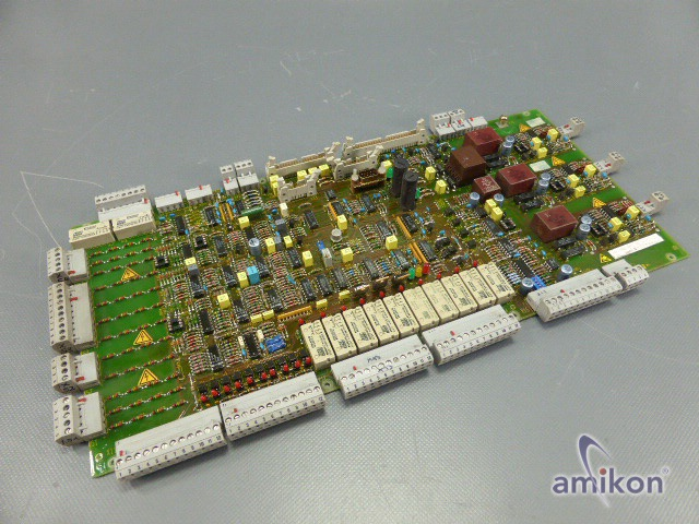 Siemens Simodrive Anpassbaugruppe 6SC9830-0BB22