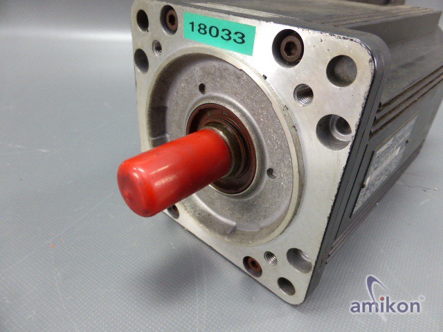 Indramat Rexroth Permanent Magnet Motor MAC093A-0-PS-3-C/110-B-1  Hover