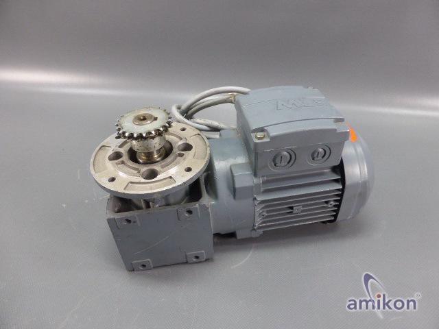 SEW Eurodrive Getriebemotor WF20DR63M4