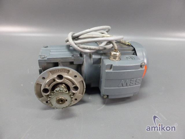 SEW Eurodrive Getriebemotor WF20DR63M4  Hover