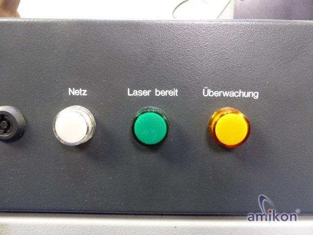 Haas Laser VY 0301 6kW Wellenlänge 1,06µm max.Leistung 100 W  Hover