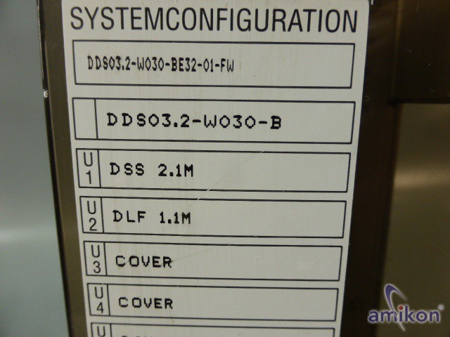 Indramat Servo Controller DDS03.2-W030-BE32-01-FW  Hover