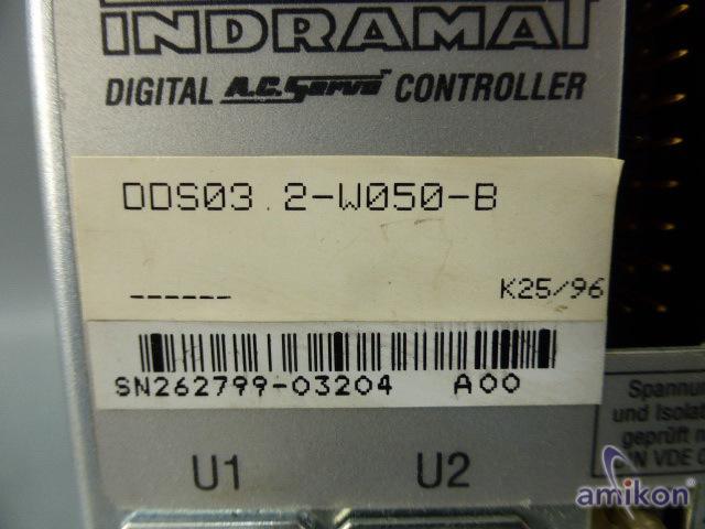 Indramat Servo Controller DDS03.2-W050-B  Hover