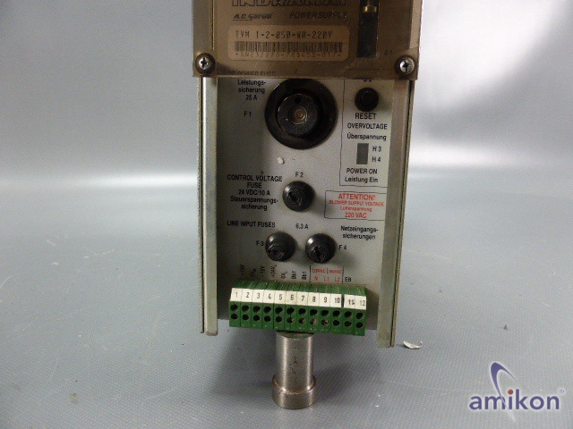 Indramat A.C. Servo Power Supply TVM 1.2-050-W0-220V  Hover