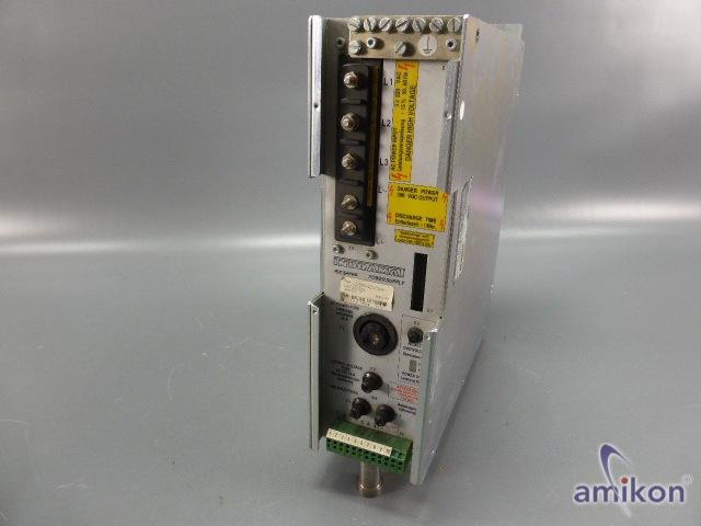 Indramat A.C. Servo Power Supply TVM 1.2-050-220/300-W0/115/220