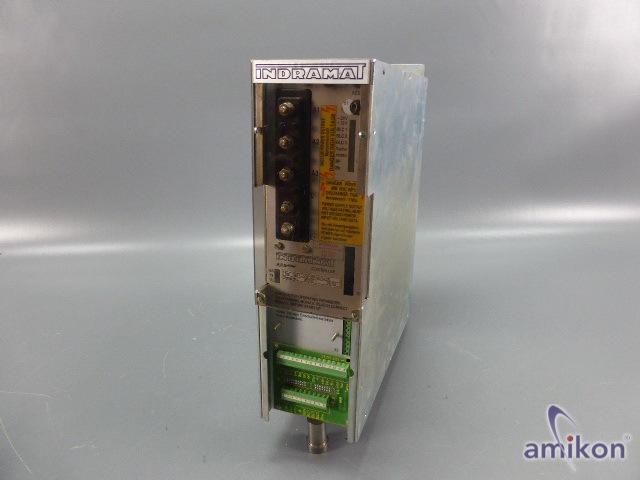 Indramat A.C Servo Controller TDM 1.2-50-300-W1/So100