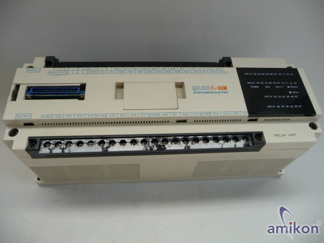 Mitsubishi Programmable Controller F2-40MR-DS