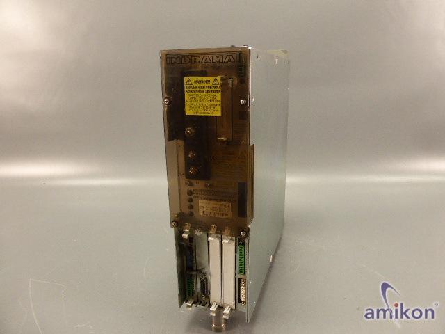 Indramat Digital AC-Servo Controller DDS 2.1-W100-DS03-01