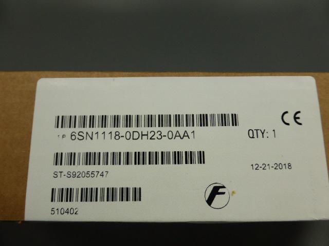 Siemens Simodrive Regelungseinschub 6SN1118-0DH23-0AA1 Version: B  Hover