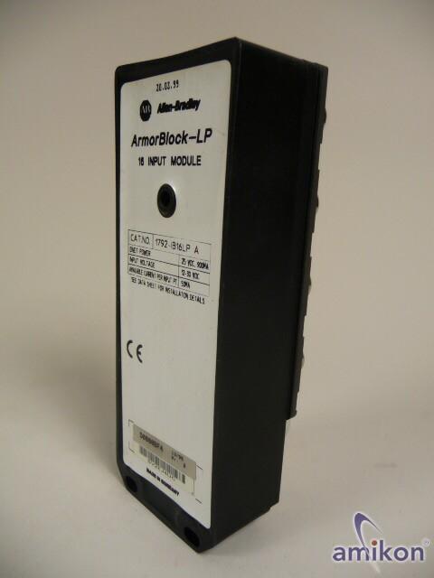 Allen Bradley ArmorBlock-LP 16 Input Module