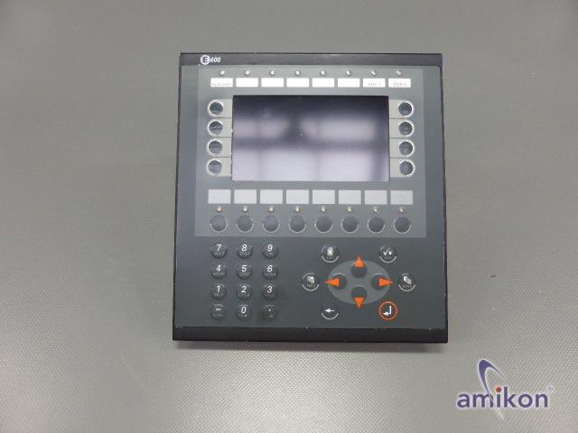 Beijer Electronics Operator Interface Panel E600 Type 04390