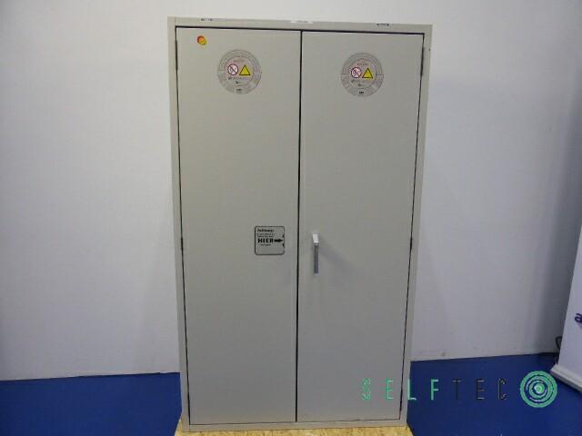 Asecos Gasflaschenschrank Sicherheitszelle G90.205.120 EN 14470-2 TRG 280 #2 – Bild 1