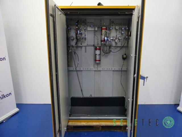 Asecos Gasflaschenschrank Sicherheitszelle G90.205.140 EN 14470-2 TRG 280 #5 – Bild 1