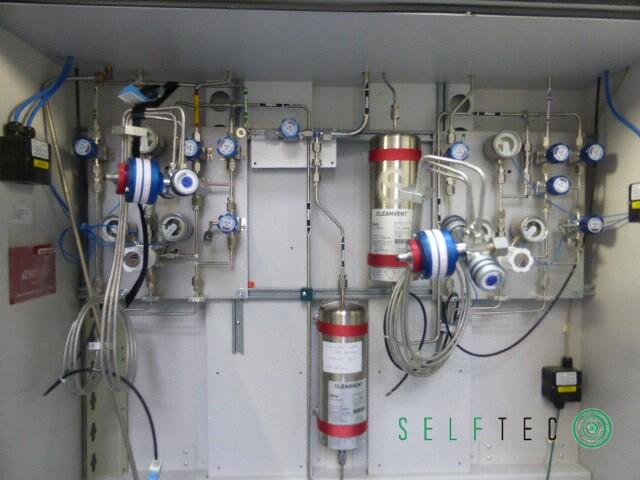 Asecos Gasflaschenschrank Sicherheitszelle G90.205.140 EN 14470-2 TRG 280 #5 – Bild 2