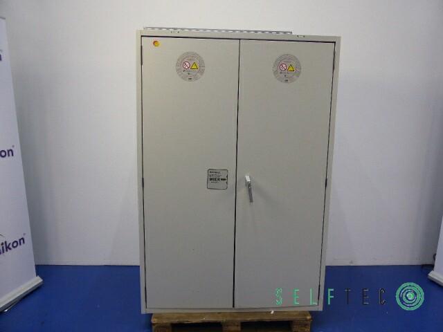 Asecos Gasflaschenschrank Sicherheitszelle G90.205.140 EN 14470-2 TRG 280 #6 – Bild 1