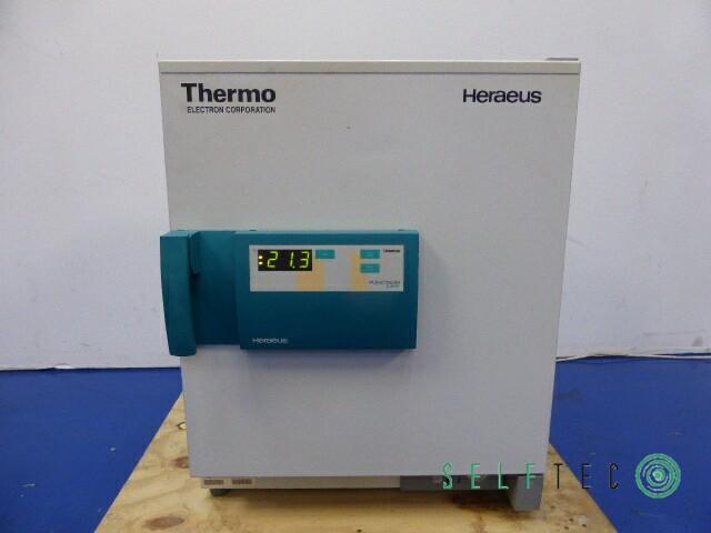 Heraeus Thermo Wärmeofen Laborofen T 6 250°C – Bild 1