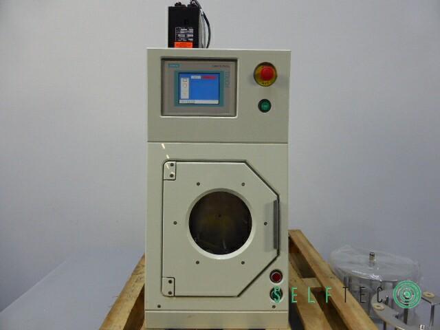 Siconnex Waver Dryer Spülzentrifuge SRD 280S – Bild 1