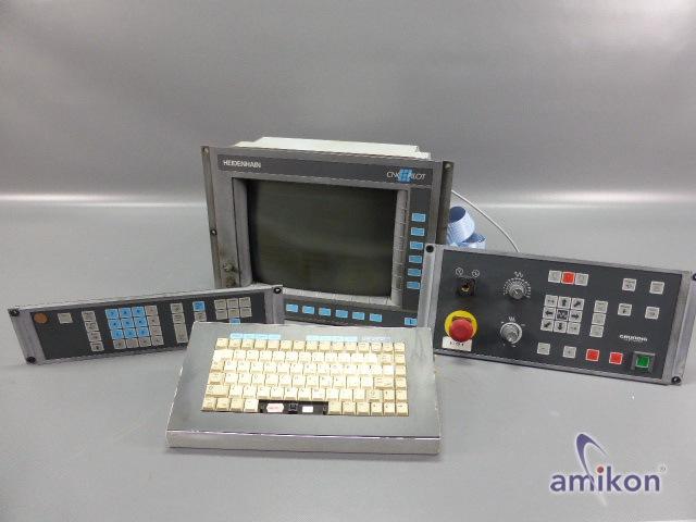 Heidenhain Grundig Steuerung CNC Pilot MC 14018U-780 B