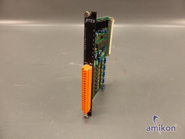B&R Analoges Eingangsmodul PTE8 Temperaturfühler K 0-600 °C ECPTE8-1