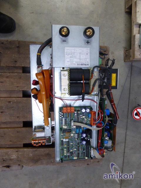 Extrude Hone Steuerung mti 3-450DC/ECM