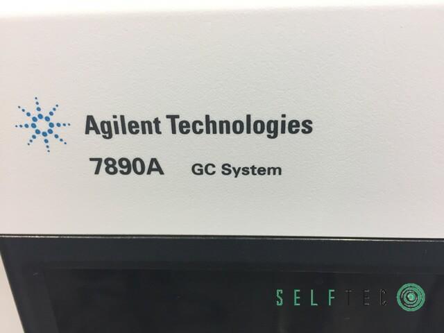 Agilent Gas Chromatograph 7890A G3440A GC System – Bild 5