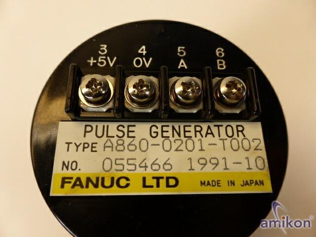 Siemens Sinumerik Fanuc Pulse Generator A860-0201-T002  Hover