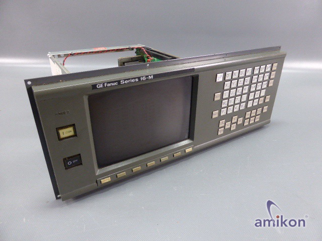 Fanuc Board 9'CRT/MDI UNIT A02B-0120-C051 / MAR