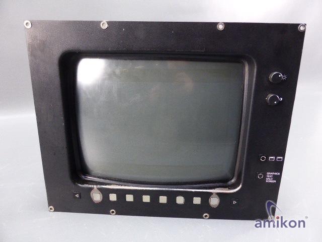 "Heidenhain Monitor BC110B 14"" Industrie-Monitor BC 110 B Id.Nr. 260 520 01 T2  Hover"
