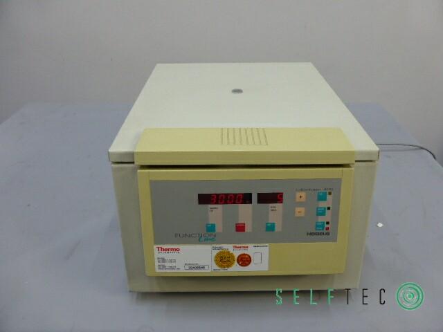 Heraeus Labofuge 400 Zentrifuge Tischzentrifuge – Bild 1