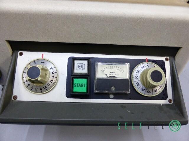 Hettich Tischzentrifuge Mikro Rapid/K – Bild 2
