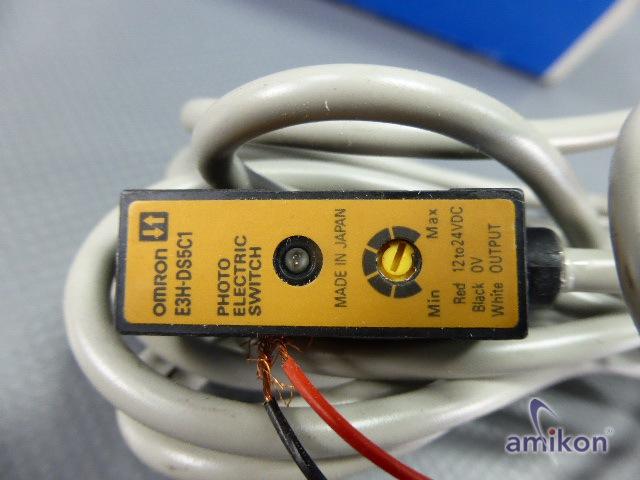 OMRON Foto Elektrisch Switch E3H-DS5C1  Hover