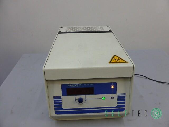 Sigma Kühlzentrifuge 3K18 Zentrifuge – Bild 1