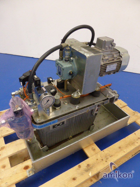 FMB-Blickle Rexroth Hydraulikaggregat AG89 Powerpack  Hover