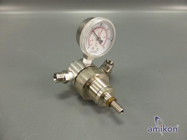 Tescom Steuerung Druckmessgerät -1,0 bis 2,0 bar Oxygen -14 bis 30 psi
