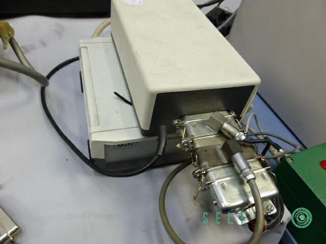 Mahr Perthometer Concept Oberflächenmessgerät PAV-CV PRK PST-Se – Bild 6