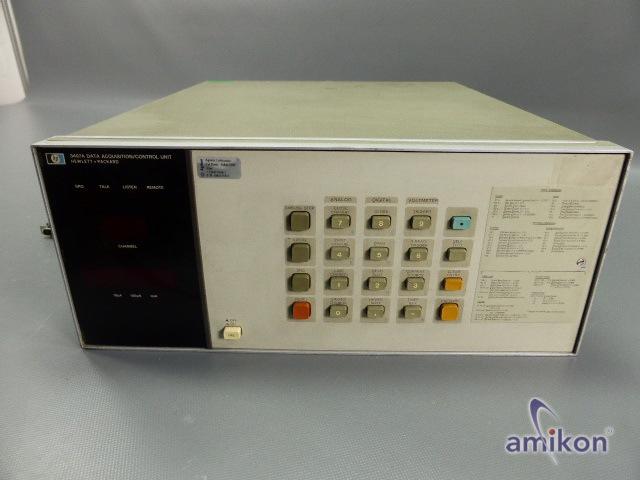 HP Hewlett Packard Messdatenerfassungs 3497A  Hover