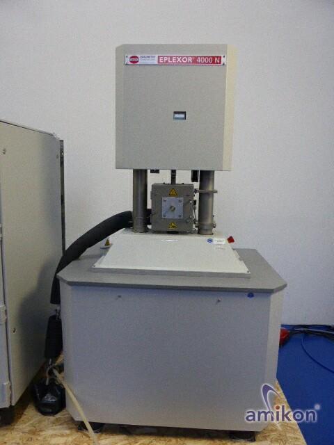 Netzsch Gabo DMA DMTS Test System EPLEXOR 4000 neupreis ca. 350.000€  Hover