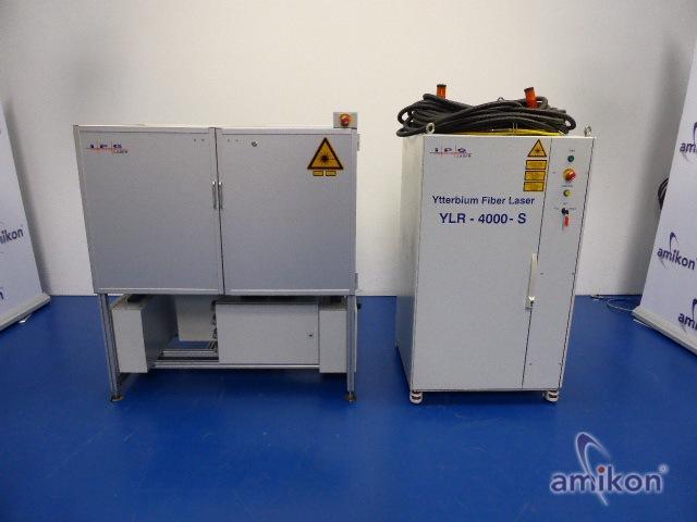 IPG Ytterbium Fiber Laser YLR-4000-S
